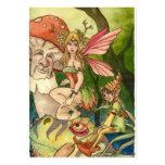 Fairyland Plantilla De Tarjeta De Negocio