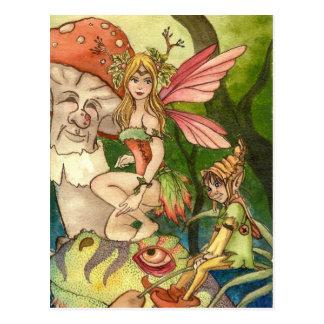 Fairyland Postcards
