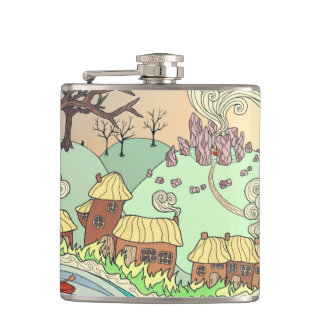 Fairyland upon the River Flask