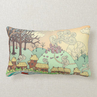 Fairyland upon the River Cushions