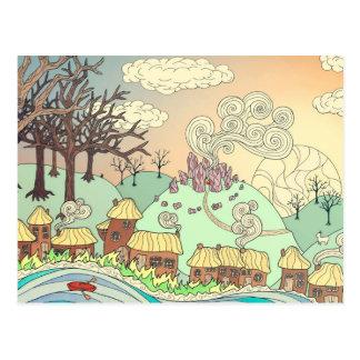 Fairyland upon the River Postcard