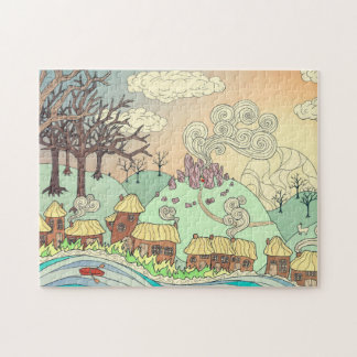 Fairyland upon the River Jigsaw Puzzles