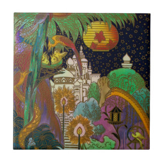 Fairyland Vintage Design Feature Backsplash Tile