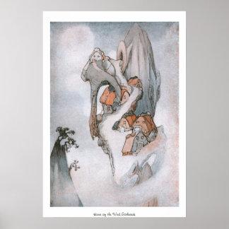Fairylands - caseros de los recolectores del vient posters