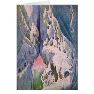 Fairylands - Home of the Snow Makers Card