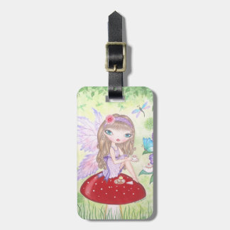 """Fairy's Tea"" Bag Tag"