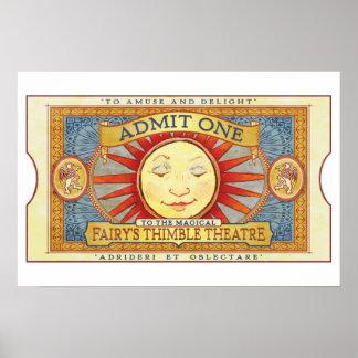 Fairy's Thimble Theatre Poster