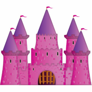 Fairytail Castle Cutout