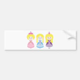 FairyTale3 Bumper Sticker