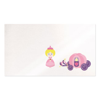 FairyTale6 Double-Sided Standard Business Cards (Pack Of 100)