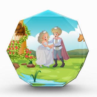 Fairytale Acrylic Award