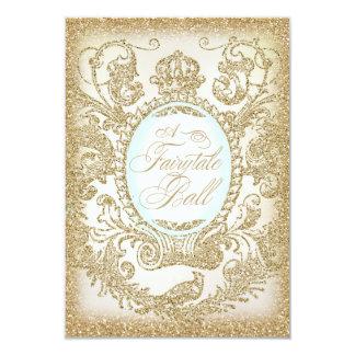 Fairytale Ball Prom 3.5 x 5 Card