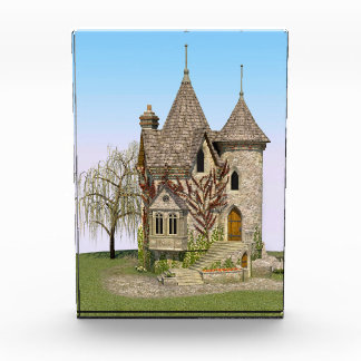 Fairytale Castle Acrylic Award