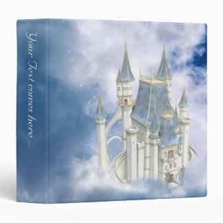 Fairytale Castle Binder