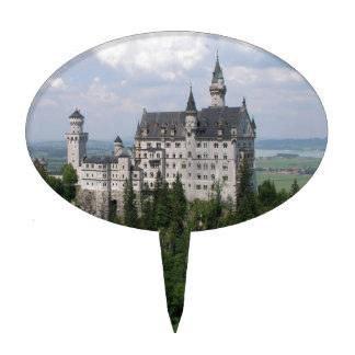 Fairytale Castle Cake Topper