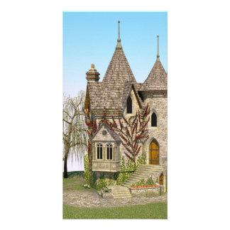 Fairytale Castle Card