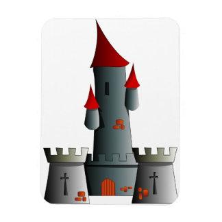 Fairytale Castle Magnet