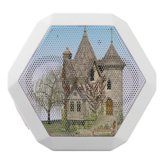 Fairytale Castle White Bluetooth Speaker
