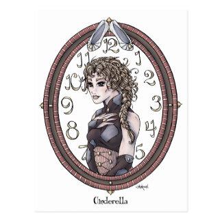 "Fairytale ""Cinderella"" Fantasy Art Postcard #2"