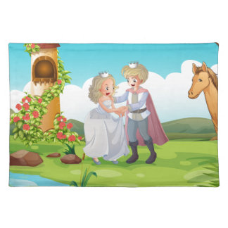 Fairytale Cloth Placemat