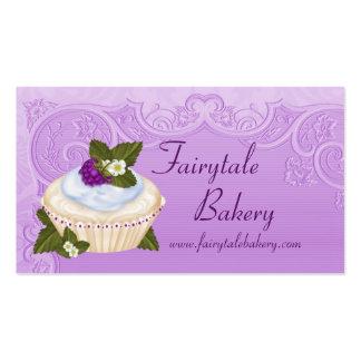 Fairytale Cupcake Business Card