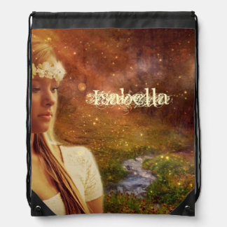 Fairytale Dreams Drawstring Backpack