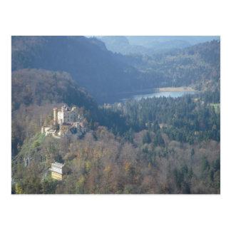 Fairytale Dreams Postcard