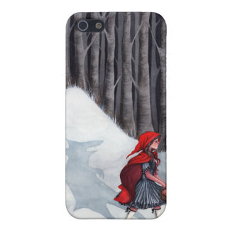 Fairytale Fantasy Art iPhone 4 Case - Wolf Within