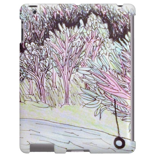 Fairytale Forest iPad Case