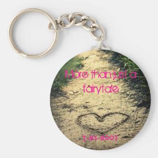 fairytale key chains