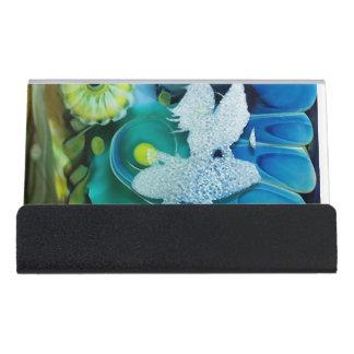 Fairytale, magic Design, photography, colorful Desk Business Card Holder