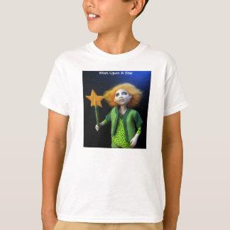 Fairytale Make a Wish fun original art T-Shirt
