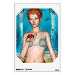 Fairytale Mermaid Wall Graphics