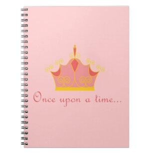 princess writing paper