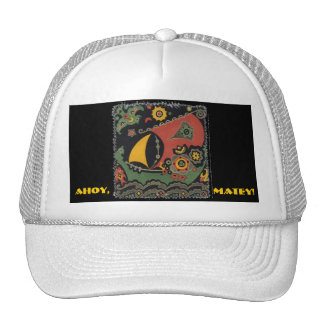 Fairytale Pirate Ship Hat