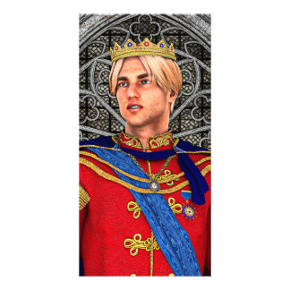 Fairytale Prince Card