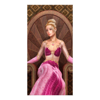 Fairytale Princess Card