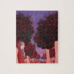 Fairytale Quartet: Little Red Puzzle