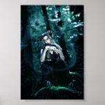Fairytale Satyr Poster