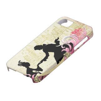 Fairytale Silhouettes & Castle No. 1 iPhone SE/5/5s Case