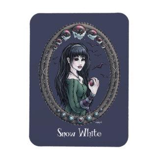 """Fairytale """"Snow White"""" Fantasy Art Magnet #2"""