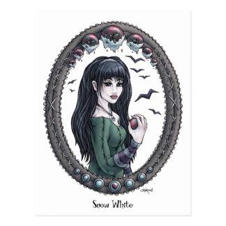 "Fairytale ""Snow White"" Fantasy Art Postcard #2"