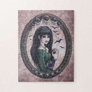 "Fairytale ""Snow White"" Fantasy Art Puzzle"