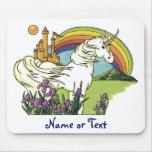 Fairytale Unicorn Mousepad