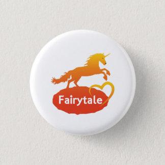 Fairytale Unicorn with Love Button