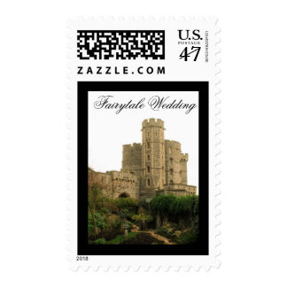 Fairytale Wedding Postage