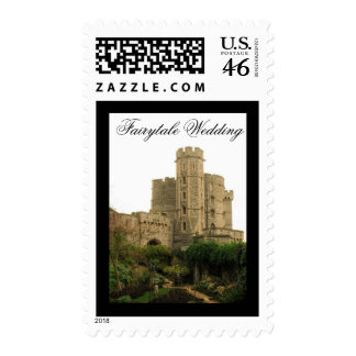 Fairytale Wedding Stamps