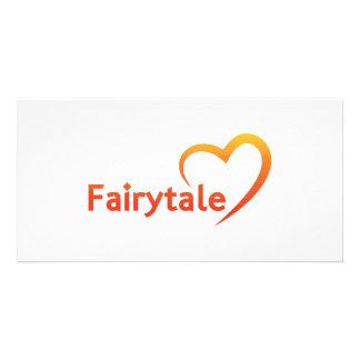 Fairytale with Love Card