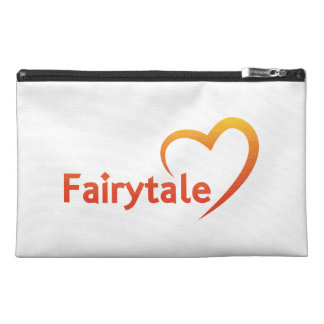Fairytale with Love Travel Accessory Bag