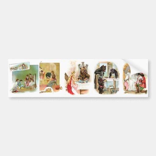 Fairytales Bumper Sticker